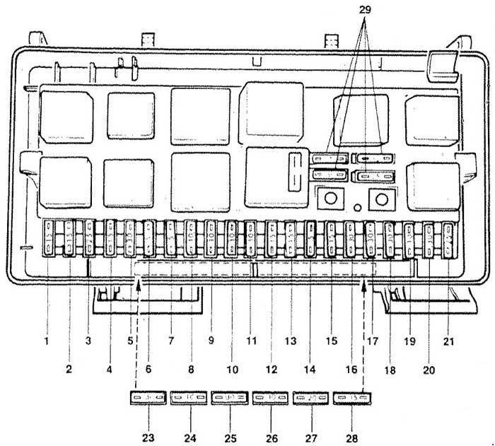 1996 Audi 80 Fuse Box Wiring Diagrams Post Rock Help Rock Help Michelegori It