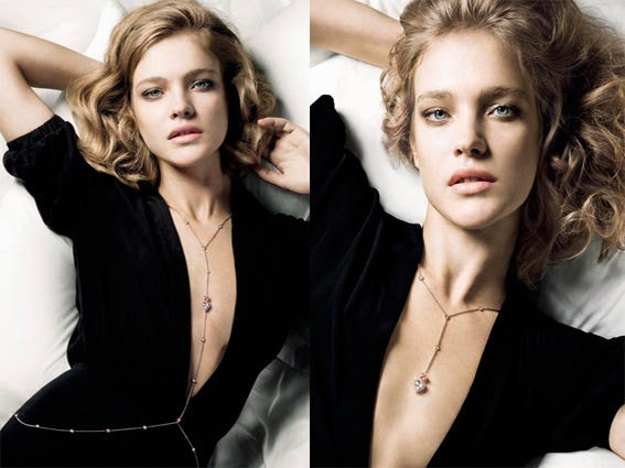 Natalia Vodianova for De Beers