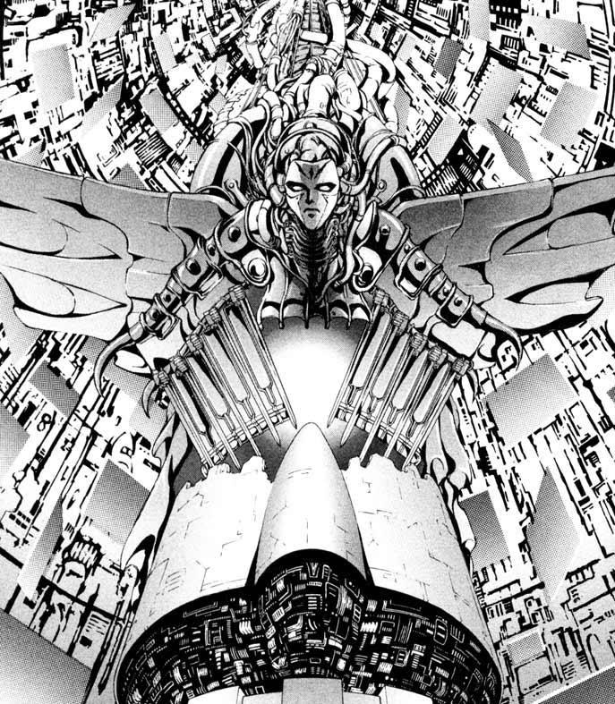Resultado de imagen para angel sanctuary