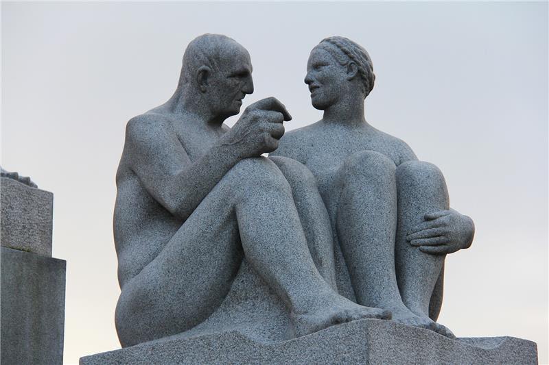 Αποτέλεσμα εικόνας για Vigeland Sculpture Park
