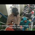Video :  Aksi Petugas Polisi di Pelabuhan Feri Pamatata