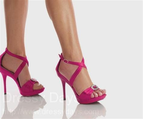 fuschia bridesmaid shoes   Miley Women's Dress Shoes and