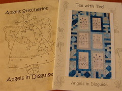Angels in Disguise and Tea with Ted