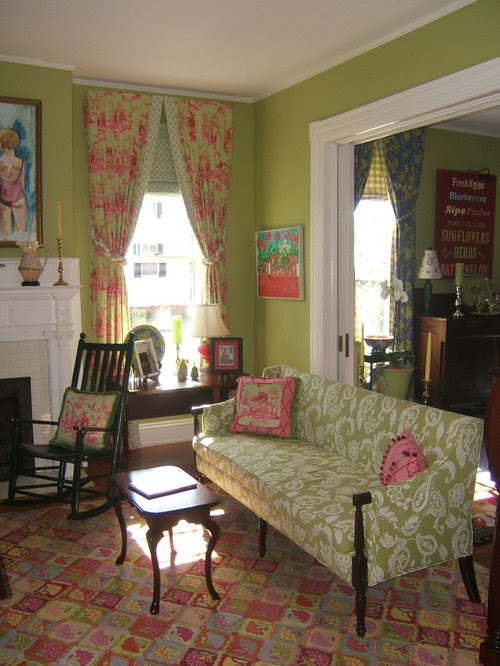 Victorian Living Room Home Design Ideas, Pictures, Remodel ...