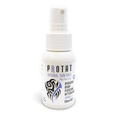 Protat Natural Sea Salt Piercing Aftercare Spray 50ml Custom Irons