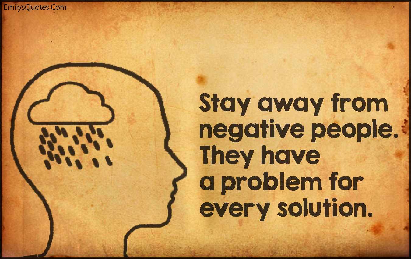 Best Ever Stay Away From People Quotes