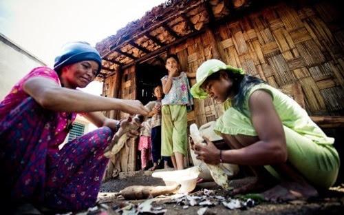 xóa đói giảm nghèo, túi tiền quốc gia