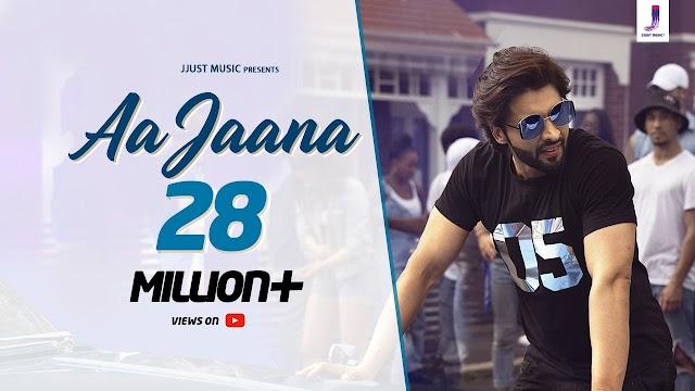 Aa Jaana - Jackky Bhagnani-Lyrics