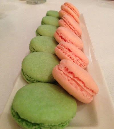 Macarons, Eastern Standard