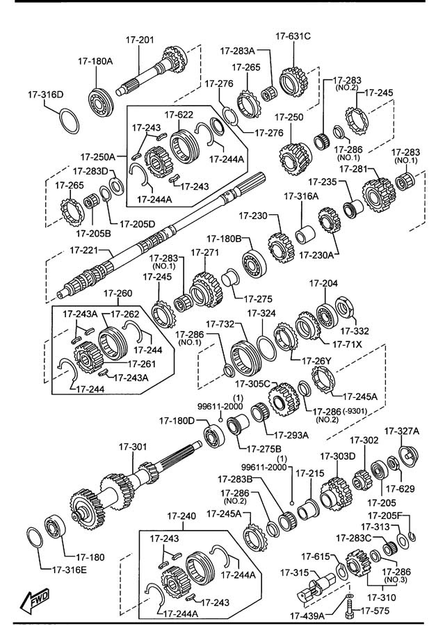 Wiring Diagram  28 Mazda Miata Parts Diagram
