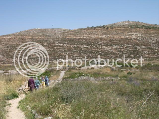 At Tel Shiloh 5