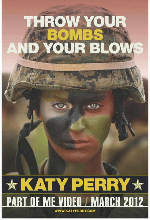 Katy Perry Part of Me Video poster