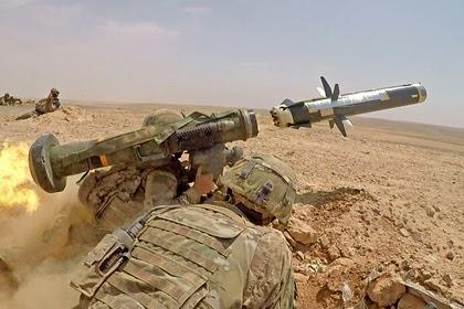 В США усомнились в способности российских танков противостоять ПТРК Javelin
