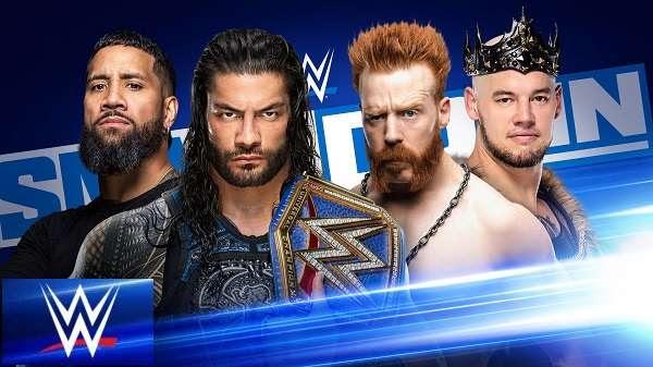 Watch WWE SmackDown Live 9/18/20 Online 18th September 2020 Full