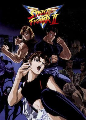 Street Fighter II: V - Season 1