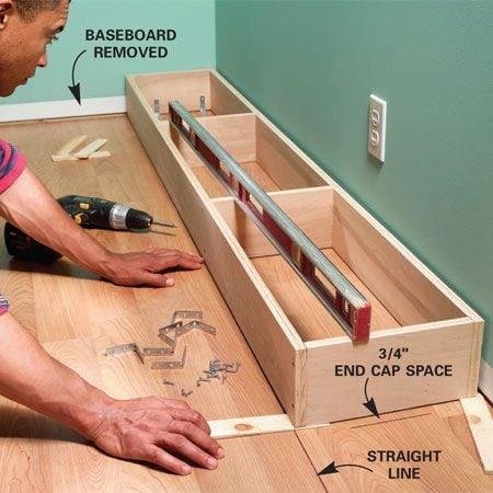 Stylish Shelves | The Family Handyman