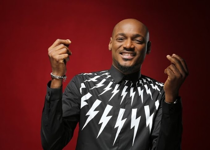 Unbelievable!! Is 2baba Supporting Yahoo Boys? Look at his twitter Post