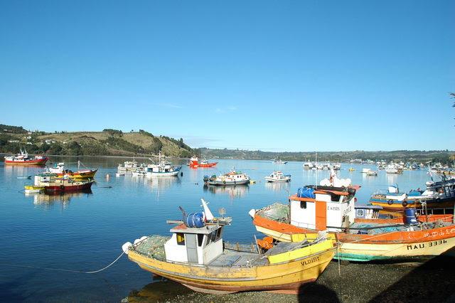 Dalcahue Ile de Chiloe