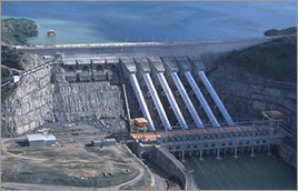 Hidrelétrica de Xingó (AL) - Zig Koch / Banco de Imagens ANA