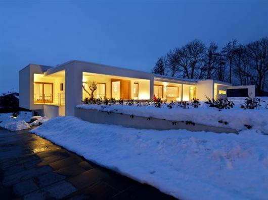 duilio damilano horizontal space modern architecture architecture interior design