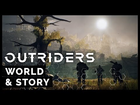 Bulletstorm dev shares first gameplay details of co-op sci-fi looter-shooter Outriders Part 2