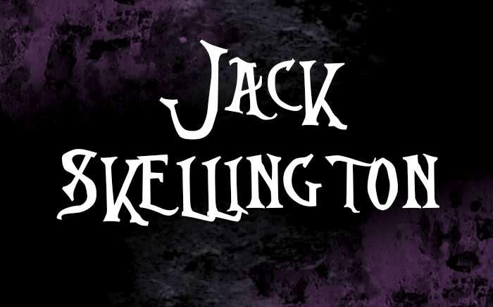 Jack Skellington Tea