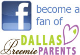 Dallas Preemie Parents facebook Page
