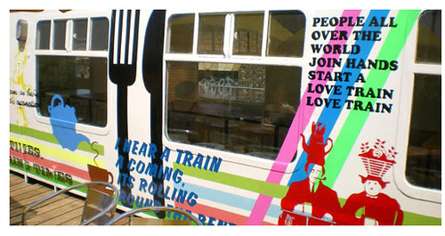Deptford Project Love Train