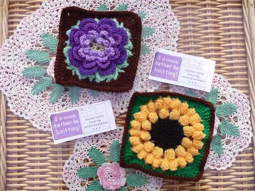 jenniferanne (SCOTLAND) Your pretty Emmerdale Squares arrived today! Thank you !