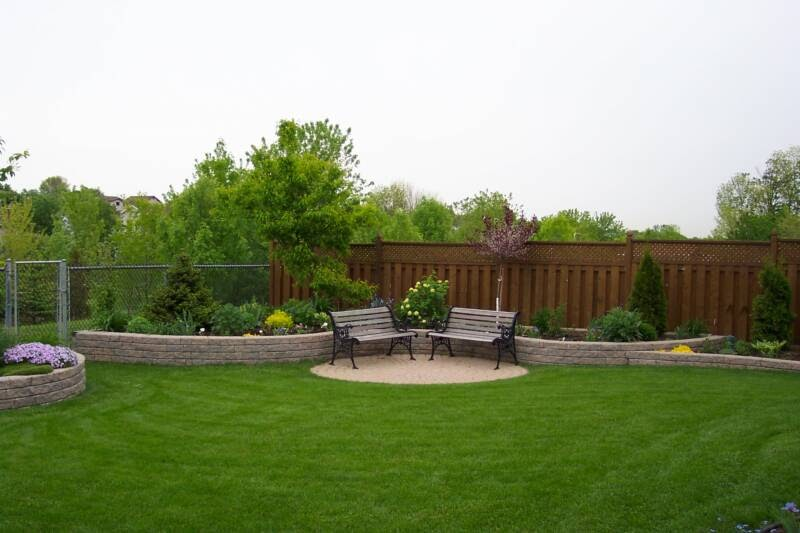 Landscaping Plan Buy Half Acre Backyard Landscaping Ideas