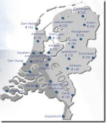 sameday belgië nederland