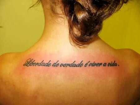 Frases Criativas E Inteligentes Para Tatuagens
