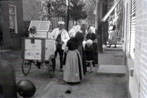 Holland-Belgium Ice Cream 08.1930