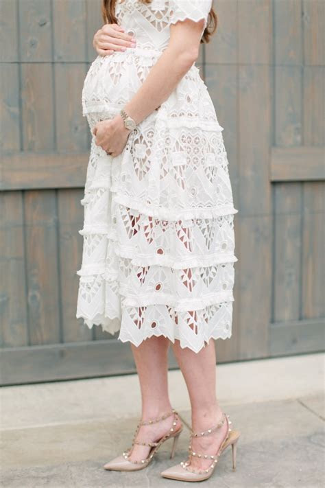 white lace dress   bishop&holland