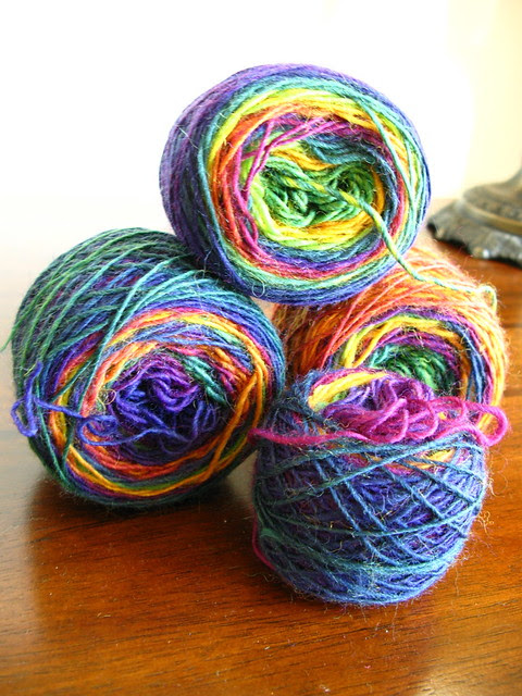 Wingspan yarn