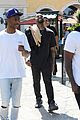 kanye west all smiles while out to lunch 04