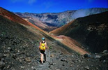 Hiking Inside Haleakala Crater