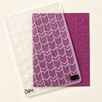 Arrows Textured Impressions Embossing Folder