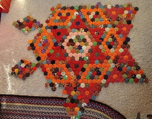 progress on quilt