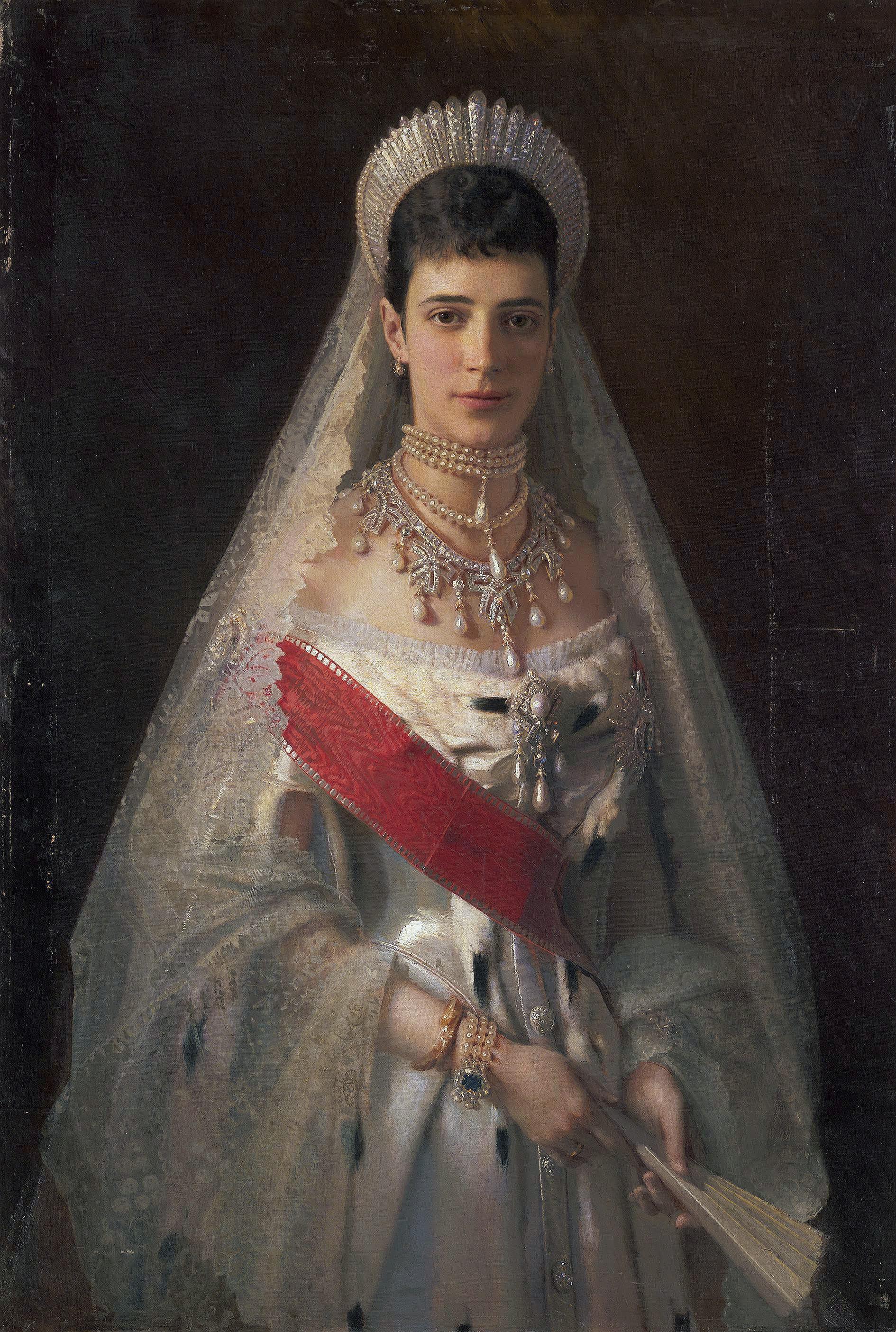 Maria Feodorovna (source: Wikimedia)