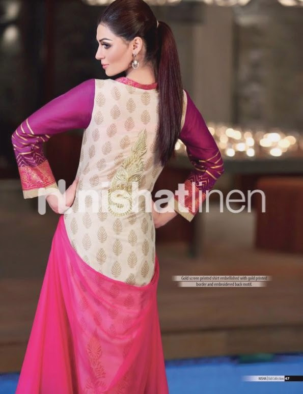 Nishat-Linen-Eid-Dress-Collection-2013-Pret-Ready-to-Wear -Lawn-Ruffle-Chiffon-for-Girls-Womens-3