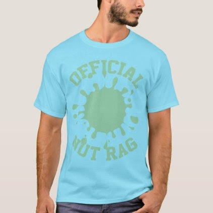 Official Nut Rag T-Shirt