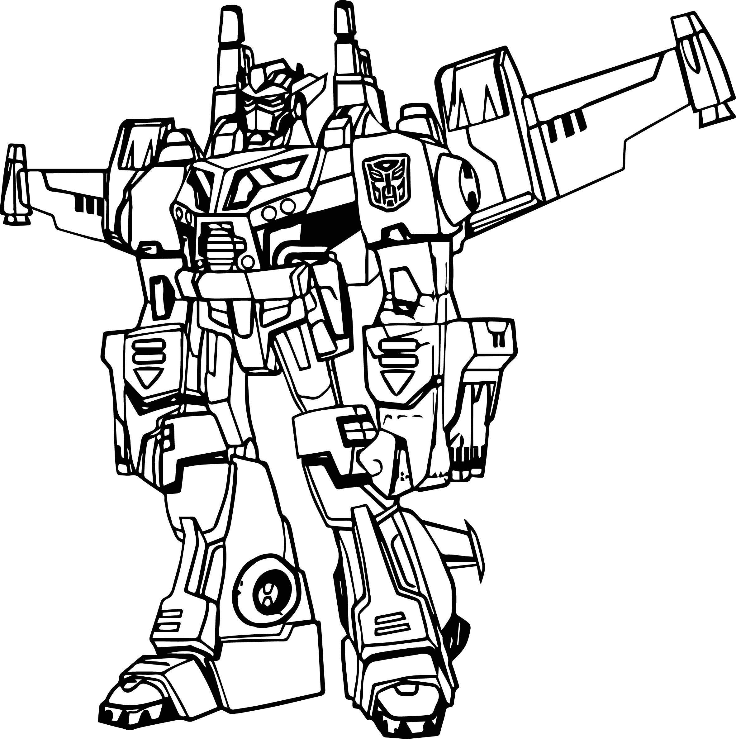 Transformers Coloring Pages   Free download on ClipArtMag