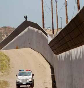Frontera – Definición de Frontera, Concepto de Frontera, Significado de Frontera