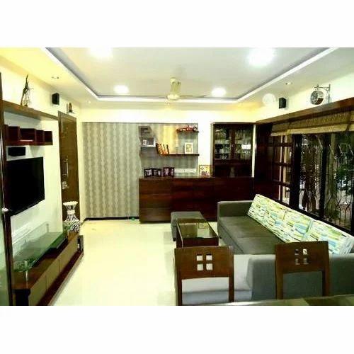 Modern Living Room Interior Designing Service Service Location City India Id 20231824130