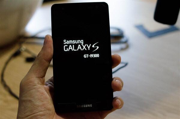 Cara Flash dan Firmware Samsung Galaxy S