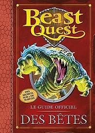 télécharger beast quest - le guide officiel des bêtes pdf