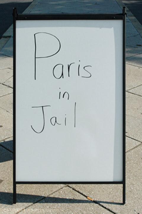 paris in jail