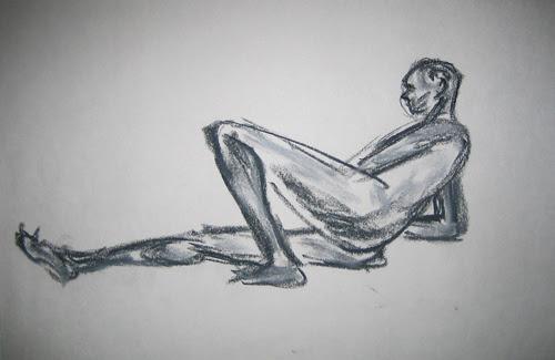Matthew Felix Sun's Live Drawing _ 1987
