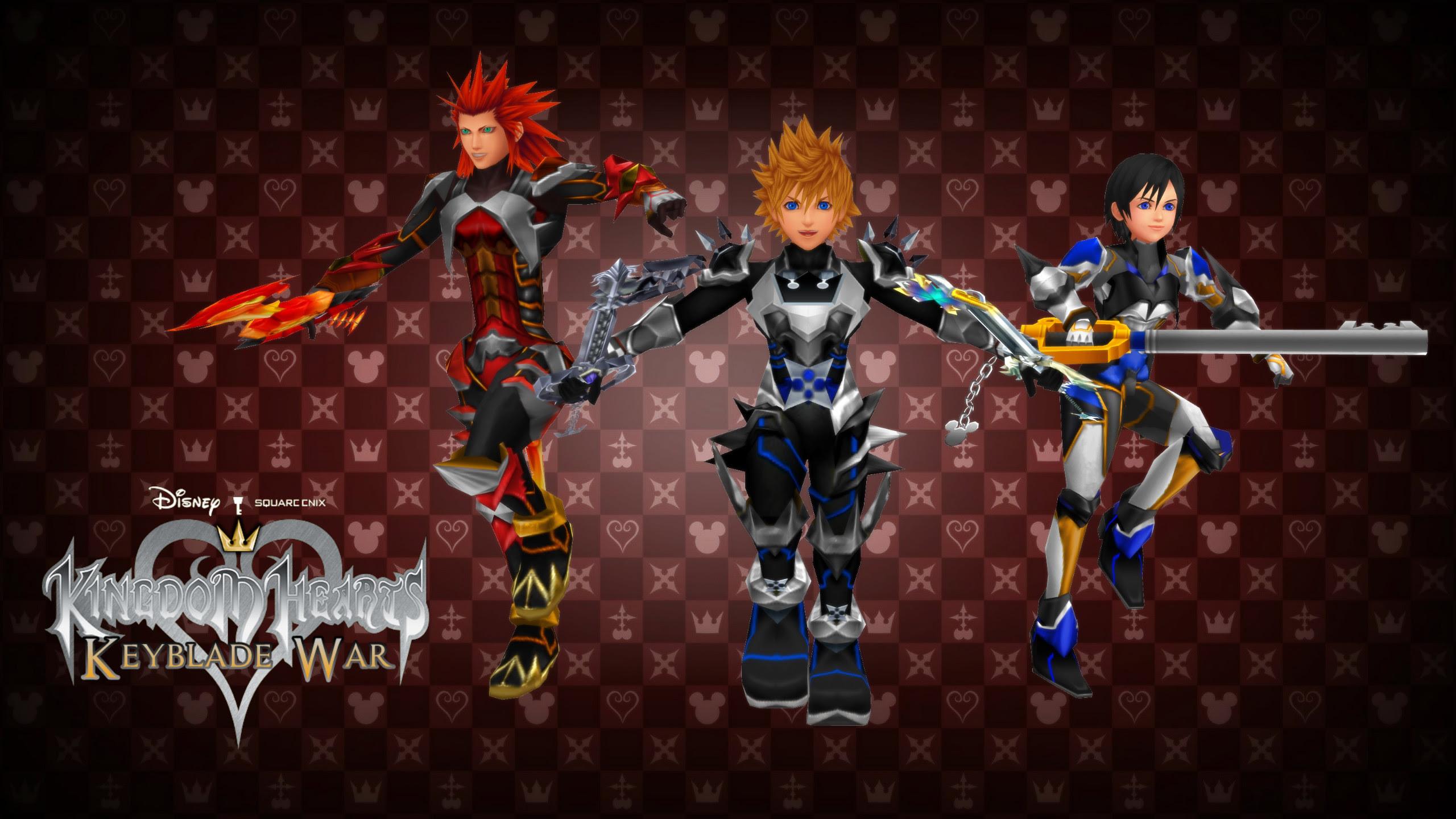 Axel Kingdom Hearts Wallpaper 70 Images